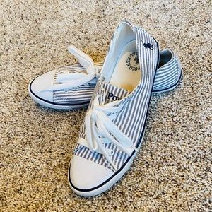 Polo Striped Sneakers ⚓️